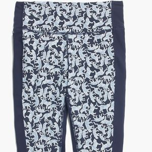 NWT J, Crew New Balance Drake of London Leggings